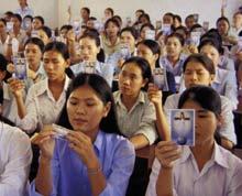 Weltaktion - Vietnam